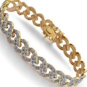 Jewelry - Diamond bracelet.